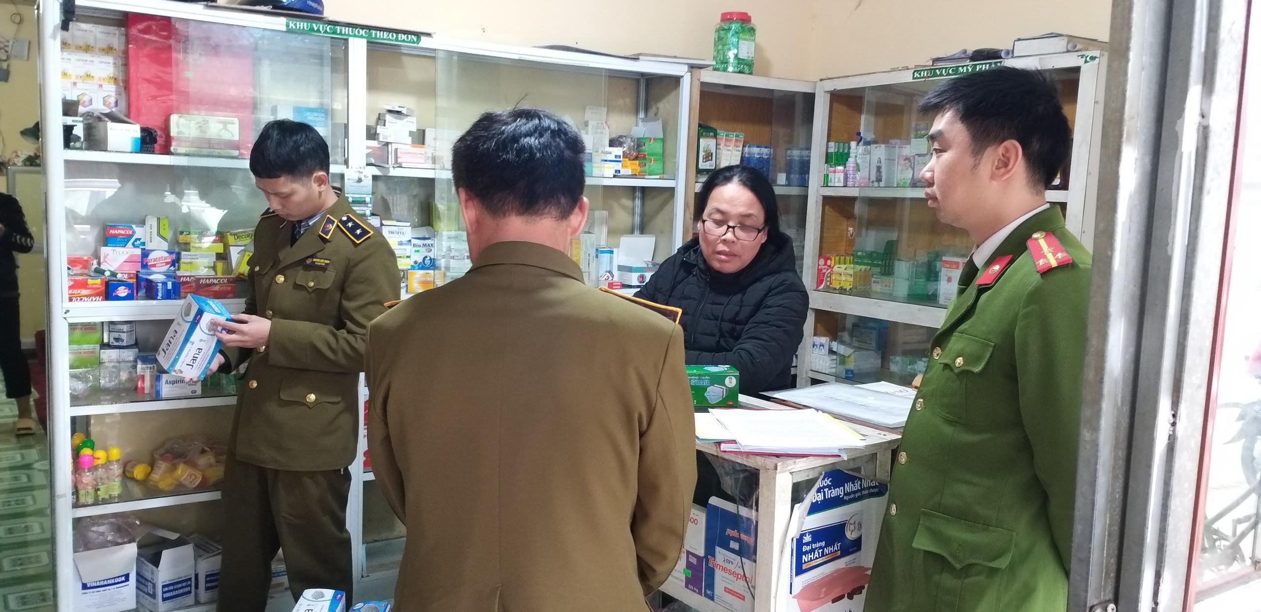 Cục Quản lý thị trường tỉnh Phú Thọ tăng cường công tác phối hợp phòng, chống dịch bệnh viêm phổi cấp Corona.